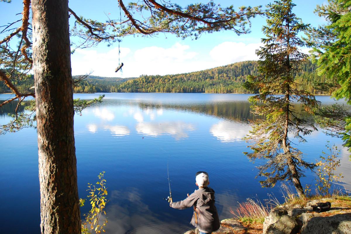Fisking v Garsjø