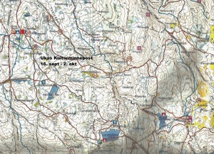 Kart 18 Tverken