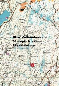 Kart 19 Skakkleivåsen