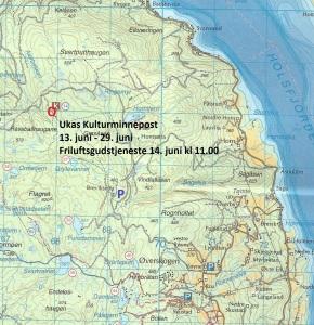 Kart 09 Maidalen