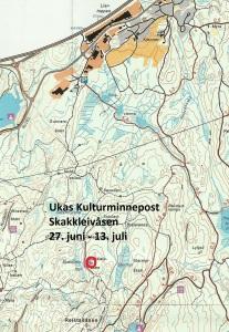 Kart 11 Skakkleivåsen