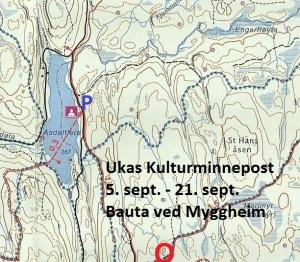 Kart 16 Myggheim