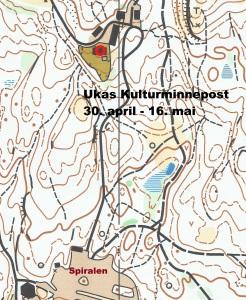 Kart 02 Hegg klokkergård