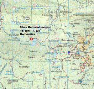 Kart 09 Røinesetra