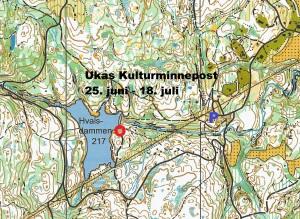 Kart 10 Hvalstjern