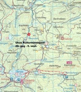 Kart 14 Meripytten