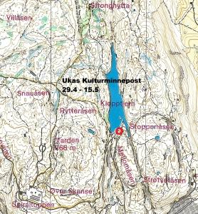 Kart 02 Klopptjern
