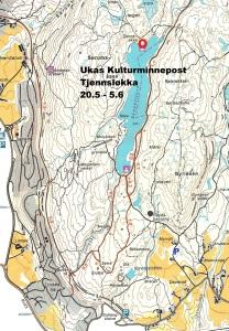 Kart 05 Tjennsløkka