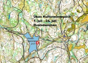 Kart 11 Hvalsdammen