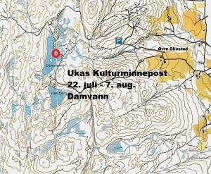 Kart 12 Damvann