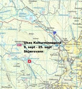 Kart 17 Skjærsvann