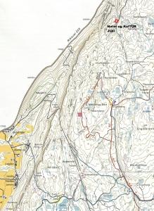 Tur 3 Toverudmarka