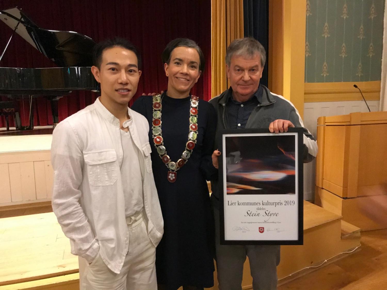 Gratulerer Til Vinner Av Lier Kommunes Kulturpris Og Haugestadstipendiet 2019 Lieropplevelser
